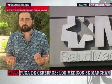 """Fuga de cerebros entre los médicos españoles: """"Nos cuesta mucho su formación y los estamos regalando a Alemania o Inglaterra"""""""