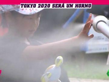Tokio 2020: las medidas que se preparan para evitar el calor extremo durante los Juegos Olímpicos