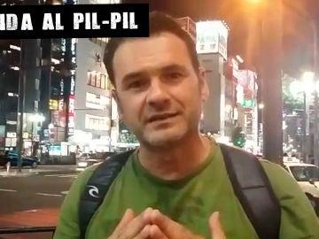 Iñaki López desde Japón