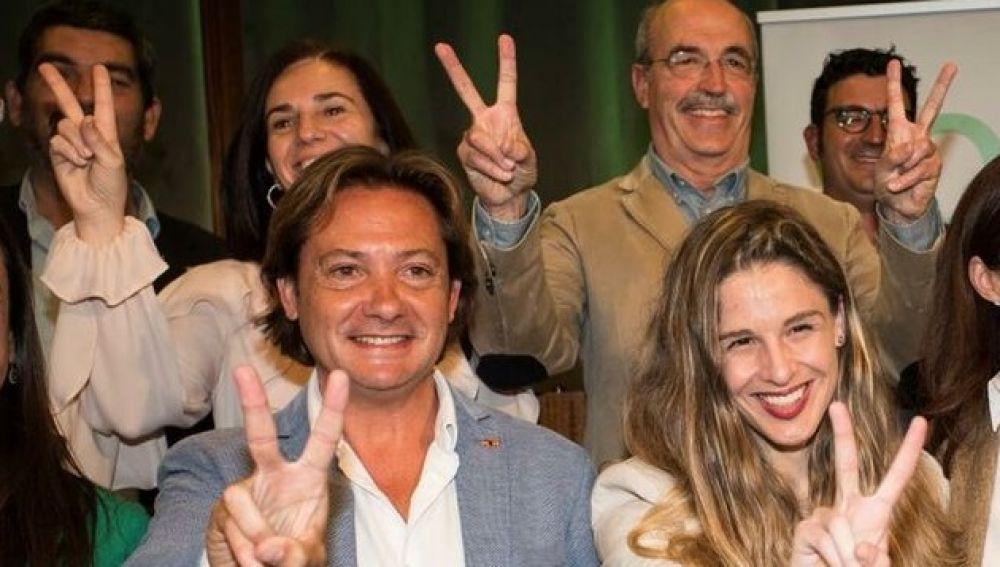 Malena Contesí, diputada en el Congreso por Vox Baleares.