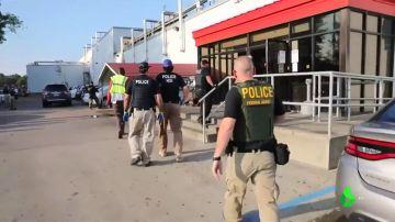 Redada sorpresa anti-inmigración en Misisipi