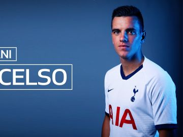 Giovani Lo Celso, nuevo jugador del Tottenham