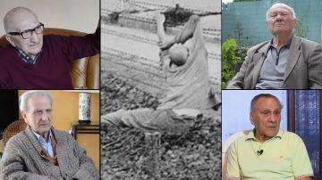 Españoles que sobrevivieron a Mauthausen