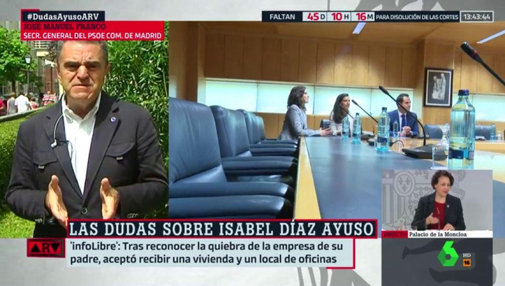 """El PSOE de Madrid defiende un gobierno socialista en la Comunidad: """"Ayuso y sus socios no representan un gobierno decente"""""""