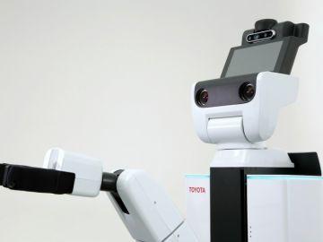 Robot de Asistencia a Humanos (HSR)