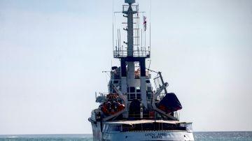 El buque de la ONG Proactiva Open Arms