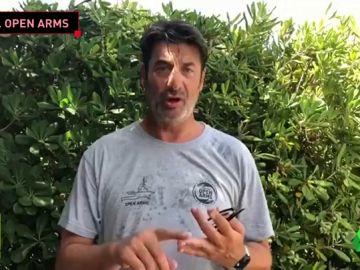 Marc Gasol y Jordi Villacampa piden ayuda para el Open Arms