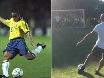 Roberto Carlos reedita su mítica falta