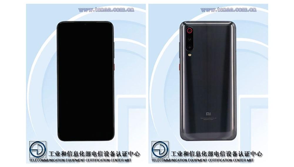 Xiaomi Mi 9S en la TENAA