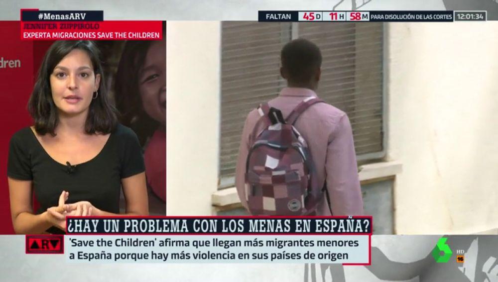 """La respuesta a Vox por criminalizar a los menores migrantes: """"Solo son niños y adolescentes"""""""
