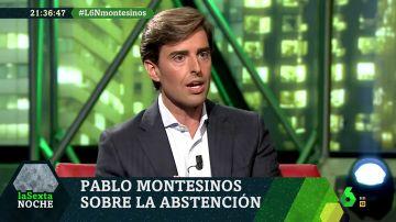 """Pablo Montesinos: """"El PP no va a facilitar la investidura ni de Sánchez ni de ningún dirigente del PSOE"""""""