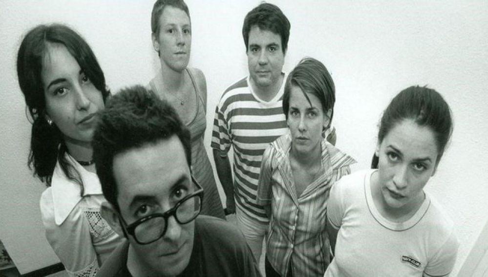 Foto del grupo Los Fresones Rebeldes