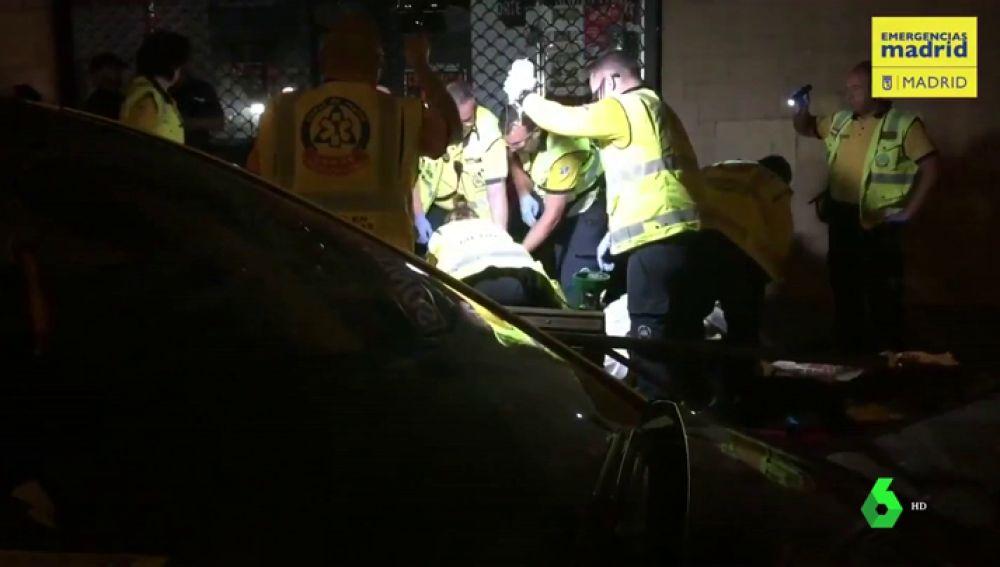 Apuñalan a un hombre de 42 años años en Vallecas, Madrid
