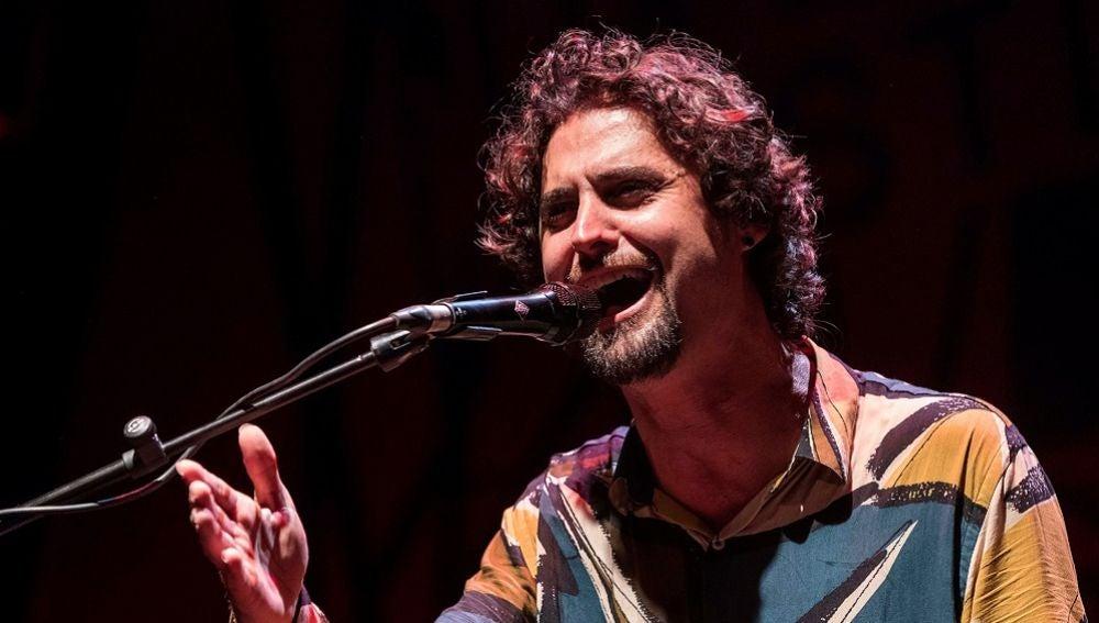 El 'cantaor' de flamenco catalán Matías López Expósito