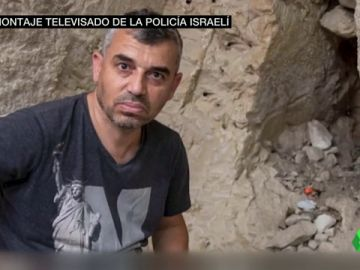 La Policía israelí coloca un fusil en casa de un palestino para falsear un programa de televisión