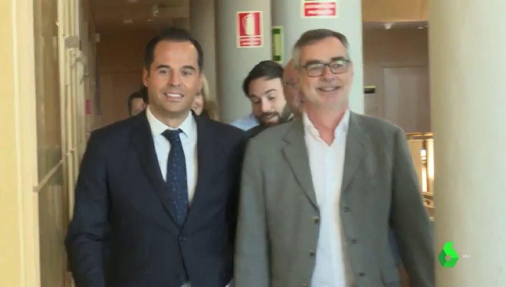 """Ciudadanos reafirma su apoyo a Díaz Ayuso para ser presidenta: """"No está inhabilitada"""""""