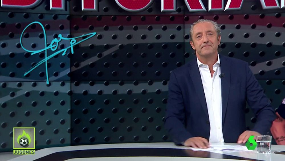 "Josep Pedrerol: ""Como aficionado, traía a Neymar mañana"""