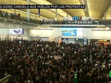 -PROTESTAS HONG KONG