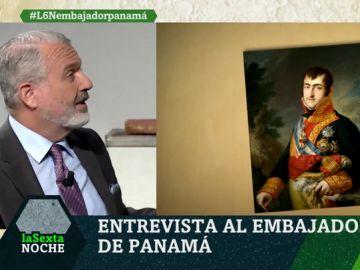 """El embajador de Panamá en España: """"Hubo conquistadores salvajes, pero muchos indígenas se liberaron de sus opresores gracias a los españoles"""""""