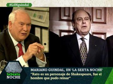 """Mariano Guindal: """"Quien más cedió en Cataluña fue Aznar, les dio la Policía y la televisión autonómicas y el control de la educación"""""""