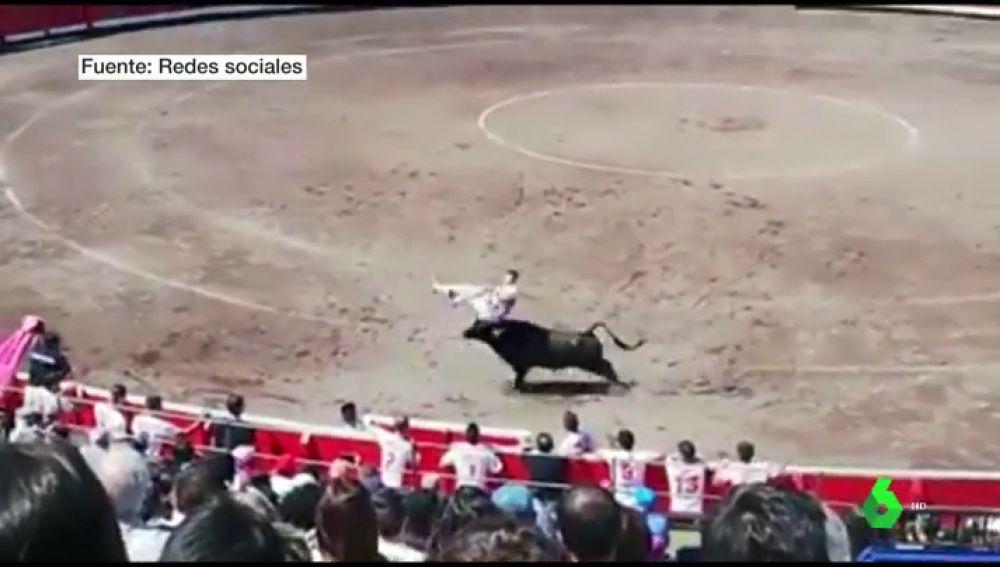 Una corrida de toros en Bilbao deja un herido