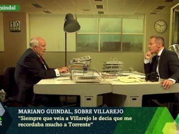 """Mariano Guindal: """"La corrupción vino porque los periodistas nos creamos un código de no informar sobre la Familia Real"""""""