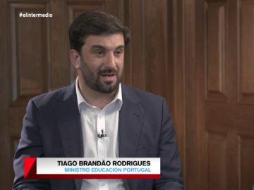 El éxito del sistema educativo portugués: así lo analizó el ministro Tiago Brandao en El Intermedio