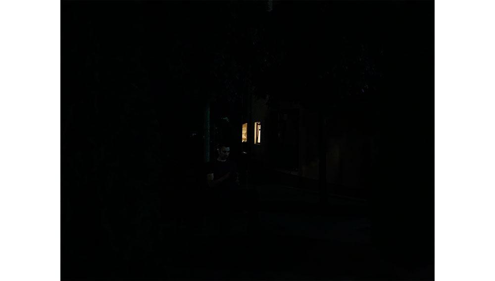 Foto captada por la cámara del iPhone