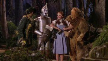 Quemaduras, muertes, envenenamientos… el infierno que supuso el rodaje del Mago de Oz