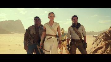Disney muestra un emocionante avance de 'Star Wars: Episodio IX - El ascenso de Skywalker'