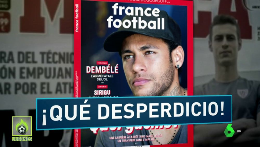 """En Francia repudian a Neymar mientras que el madridismo le reclama: """"Hay que traerlo ya"""""""