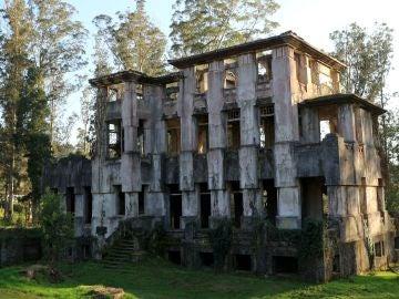 Lugares abandonados en España