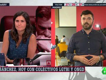 """Toño Abad García: """" Hay interés en crear un programa de gobierno que las fuerzas progresistas no puedan rechazar"""""""