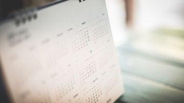 Imagen de archivo: calendario.