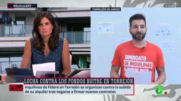 """Marco Trillo, portavoz de Bloques en Lucha Torrejón: """"Es ilegal aparte de inmoral"""""""