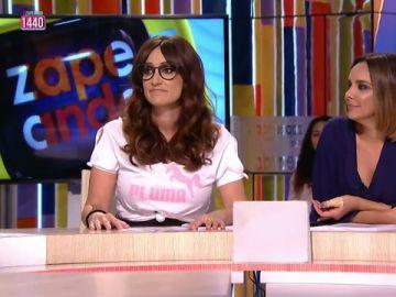 """Ana Morgade se despide de Zapeando en septiembre: """"Me da mucha pena"""""""