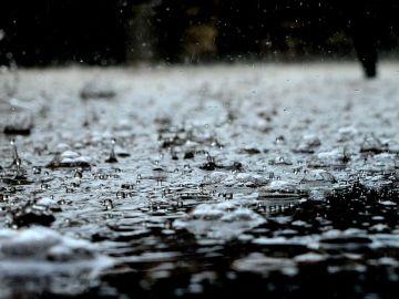 Imagen ilustrativa de la lluvia.