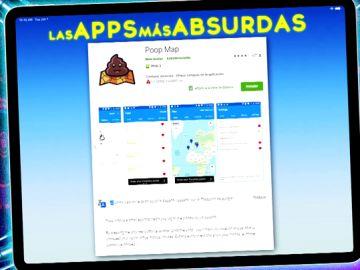 Un mapa de cacas y el traductor del idioma de un personaje de 'Juego de Tronos': las apps más absurdas