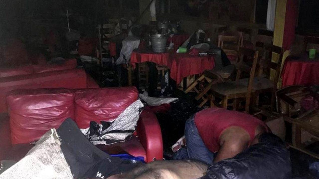 Imagen del bar El Caballo Blanco, donde se produjo el indencio