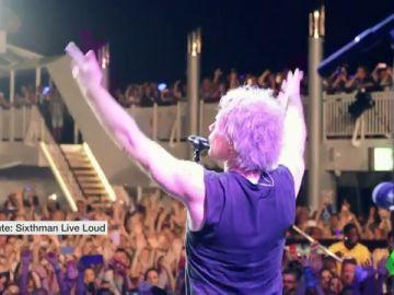 Crucero temático con Bon Jovi a bordo