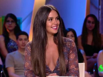 Cristina Pedroche vuelve renovada tras sus vacaciones