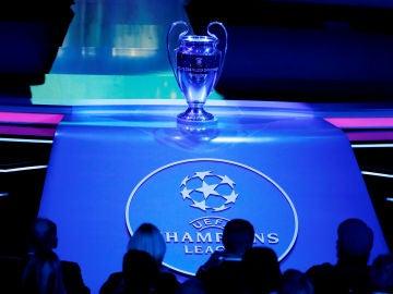 Sorteo de la fase de grupos de la Champions League
