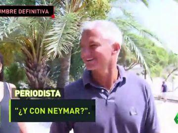 """El Barcelona no se rinde en el regreso de Neymar: """"Estamos ahí, seguimos negociando"""""""