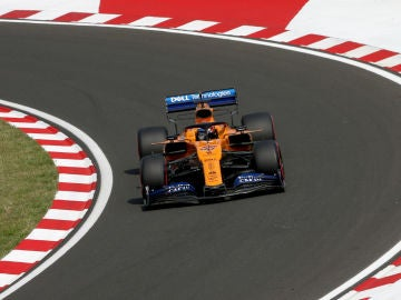 Carlos Sainz, en una Gran Premio de Fórmula 1