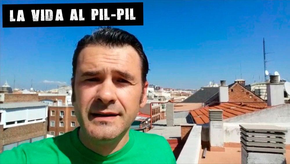 Iñaki López, La vida al pil-pil