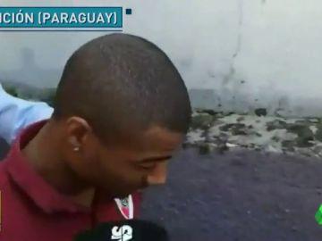 La Policía detiene a un jugador de River Plate antes de disputar la Libertadores