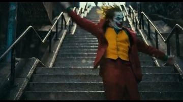 El baile de Joaquin Phoenix en Joker