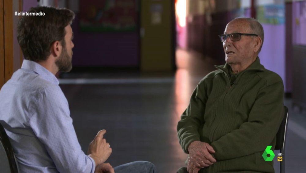 """El relato de un superviviente de los campos de concentración franquistas: """"Eran salvajes, pegaban por pegar"""""""