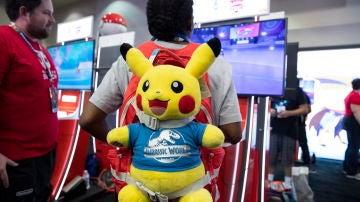'Pokémon Masters', la última aplicación para teléfonos móviles de la franquicia de videojuegos