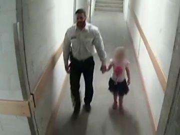 Condenan a un vigilante de seguridad a cuatro años de prisión por abusar sexualmente de una niña que se había perdido